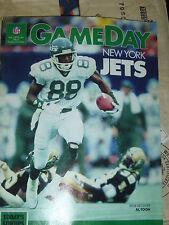"New York Jets Game Day Magazine Oct.2, 1988 "" Jets vs. Chiefs """