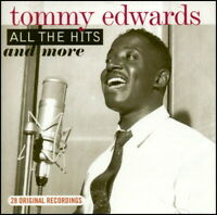 TOMMY EDWARDS * 28 Greatest Hits * New CD * Original Versions * ALL IN THE GAME