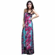Gypsy junkies patchwork lace maxi dress