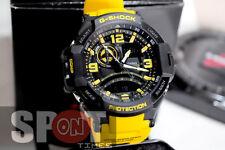 Casio G-Shock Twin Sensor Compass Aviator Men's Watch GA-1000-9B  GA1000 9B
