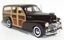 1:18 Maisto 1948 Chevy Chevrolet Fleetmaster Woody Item 31854