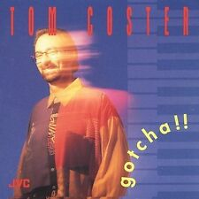 Gotcha  Coster, Tom  Audio CD