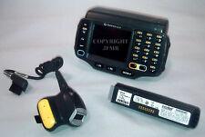 Symbol Motorola WT4090-N2S1GER Wearable Wrist Barcode Scanner w/ RS409-SR2000ZZR