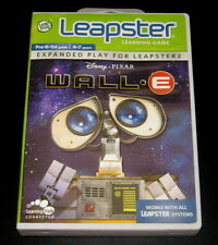 LeapFrog Leapster Disney Pixar WALL-E Learning Game Cartridge Pre-K - 1st Grade