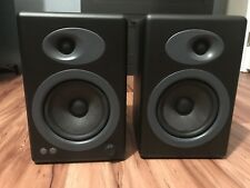 Audioengine a5+ Black Speakers with Stands