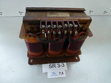 B & C Tipo Transformer VA 580,V1 380,V2 18