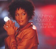 Whitney Houston My love is your love (1999, #1670882) [Maxi-CD]