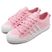 adidas Originals Nizza W Wonder Pink Footwear White Women Casual Shoes CQ2539