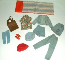 Skipper FUN CLOTHES FOR GREAT OUTDOORS GUNG #7715 CAMP CAMPING 1973 Get ups n Go