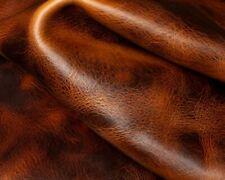 Badalassi Carlo Wax Cognac 1.8-2.0 mm Thick Veg Tanned Italian Leather