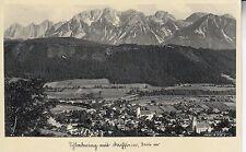 Postkarte - Schladming mit Dachstein