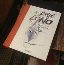 The Curse of Lono HUNTER S THOMPSON 2014 Taschen Edition STEADMAN Illustrations