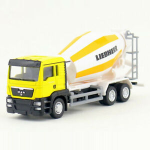 1:64 Man HTM 904 Cement Mixer Toy Truck Model Diecast Vehicle Construction Toys