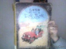B-D de Tintin au pays de l'or noir