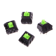 4Pcs Green RGB switches for Razer blackwidow Chroma Gaming Mechanical Keyboard