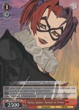 Harley Quinn: Partner in Crime - BNJ/SX01-037 RR 1x Near Mint Weiss Schwarz