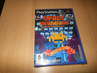 SPACE INVADERS  Sony PlayStation 2 PS2 PAL  VERSION NEW SEALED
