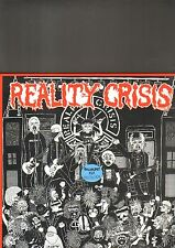 REALITY CRISIS - discharge your frustration LP