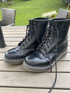 Dr Martens UK4 EU37 1460 Boots - Black