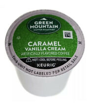 Green Mountain Caramel Vanilla Cream Coffee 100% Arabica, Keurig K-Cup Pods 96ct