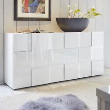 Sideboard Dama 1 in weiß Lack Anrichte Kommode Schrank Wohnzimmer