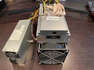 BITMAIN Antminer L3+ 504MH/s ASIC Litecoin Miner Dodge coin With Power Supply