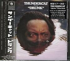 THUNDERCAT-DRUNK-JAPAN CD Bonus Track E78