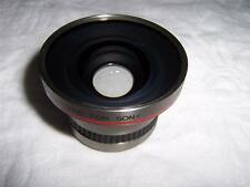 NIHON Semi Fisheye 0.45X Professional Lens for Sony