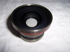 NIHON Semi Fisheye 0.45X Professional Lens for Sony