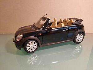 Kyosho - 1:18 - Mini Cooper Cabrio / Convertible schwarz. ohne OVP