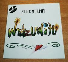 MICHAEL JACKSON & EDDIE MURPHY Whatzupwitu ULTRA RARE FRENCH CD SINGLE FRANCE