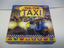 TUK-TUK TAXI BOARD GAME