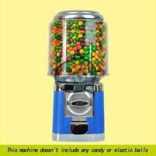 1Pc Bulk Vending Gumball Candy Dispenser Machine Blue Wholesale Vending Products