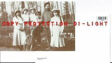 AK Zar Romanov v. Russland mit Töchter (OTMA) & Tsarevits Alexis auf Fahrrad #1