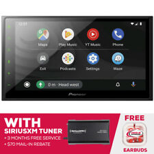 "New listing Pioneer Dmh-2600Nex 6.8"" Digital Media Receiver with SiriusXm Tuner"