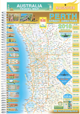 Perth Street Directory 2018 - Quality Publishing, Australia travel maps