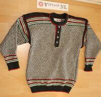 Norweger Pullover JANUS OF NORWAY Gr  M  100% wolle Mit schaden