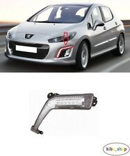 FOR PEUGEOT 308 2011.04 - 2013.12 FRONT DRL LIGHT LAMP LED LEFT N/S PASSENGER