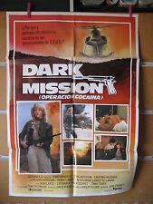 A1634       DARK MISSION OPERACION COCAINA JESUS FRANCO