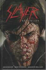 Slayer Repentless hardcover Dark Horse Comics Jon Schnepp Guiu Vilanova HC