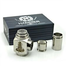 HAMMER MOD Clone Mech Vap With 2 ExtensionTubes, battery and charger