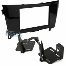 METRA Double DIN Installation Dash Kit for 2014-Up Nissan Rogue | 95-7622HG