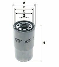 WIX WF8179 Car Fuel Petrol Filter Alfa Romeo 145, 146, 156, 166; Fiat Brava,