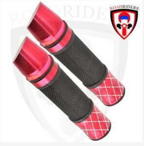 Roadriders' Red LED Throttle Hand Grip