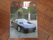 VINTAGE CAVALLINO FERRARI MAGAZINE NUMBER 77 October 1993 456 GT
