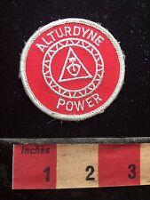 Vtg Energy Patch ALTURDYNE POWER ~ El Cajon California 735
