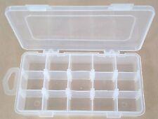Plastic tip box