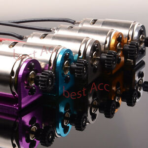 A580052 Brushed Motor+Mount+17TGear for WLtoys A959 A979 k929 RC Car 1:18 RS390