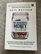 The Meaningful Money Handbook - Pete Matthew (Paperbool 2018)