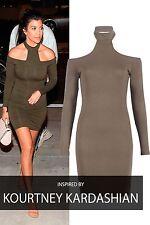 Unbranded Viscose Dresses Patternless Halter Neck for Women